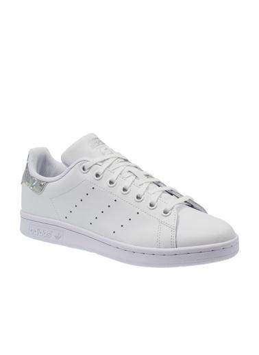 adidas Kadın Stan Smith  Sneakers 252290 Beyaz